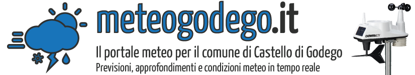 Logo meteogodego.it
